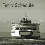 Seattle Ferry Schedule
