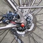 Disc brakes or rim brakes