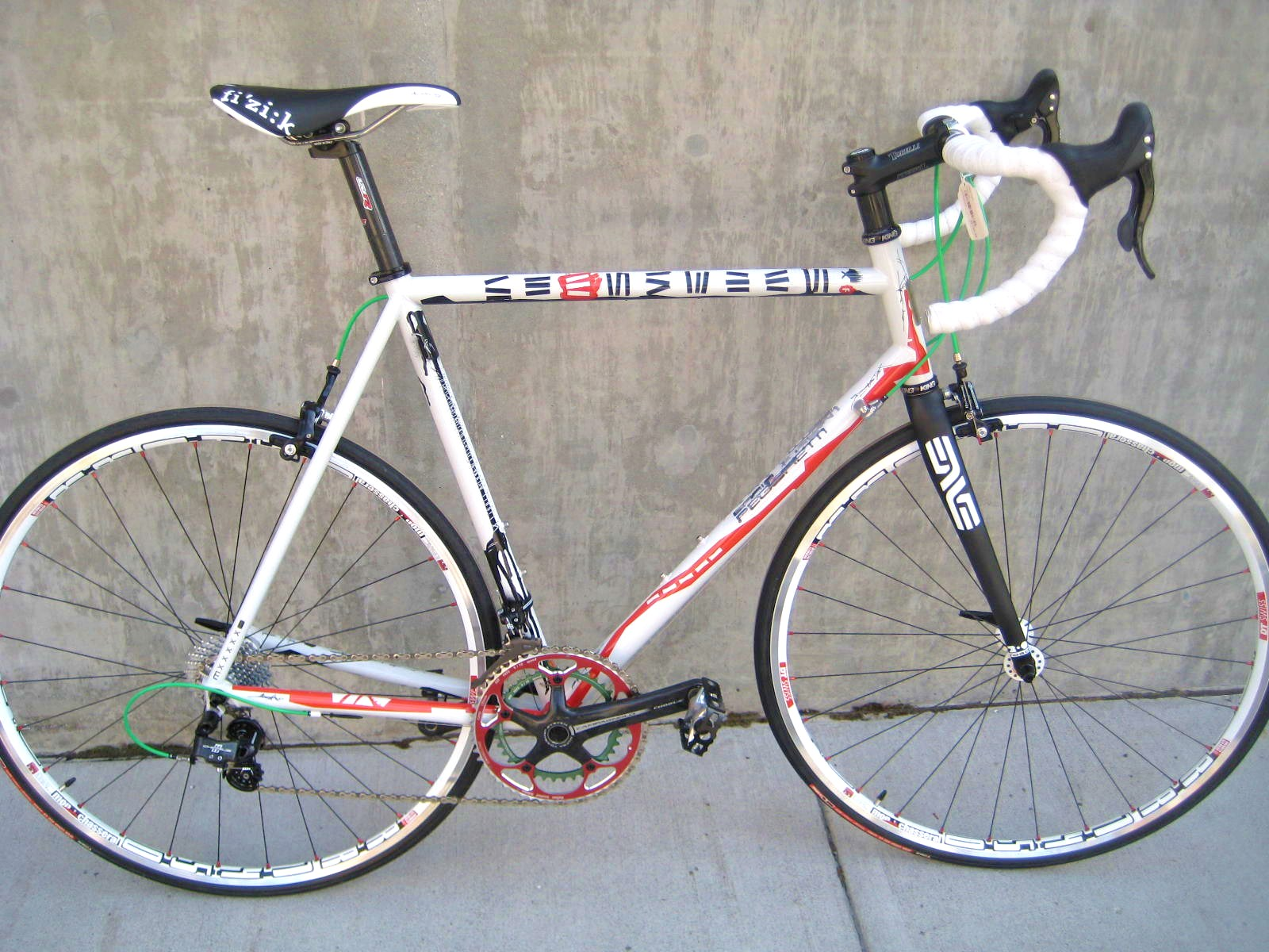 Dario Pegoretti Road Bikes For Sale | Classic Cycle Bainbridge ...