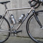 Custom Lynskey touring