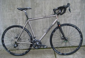 Lynskey Cooper CX industrial mill finish