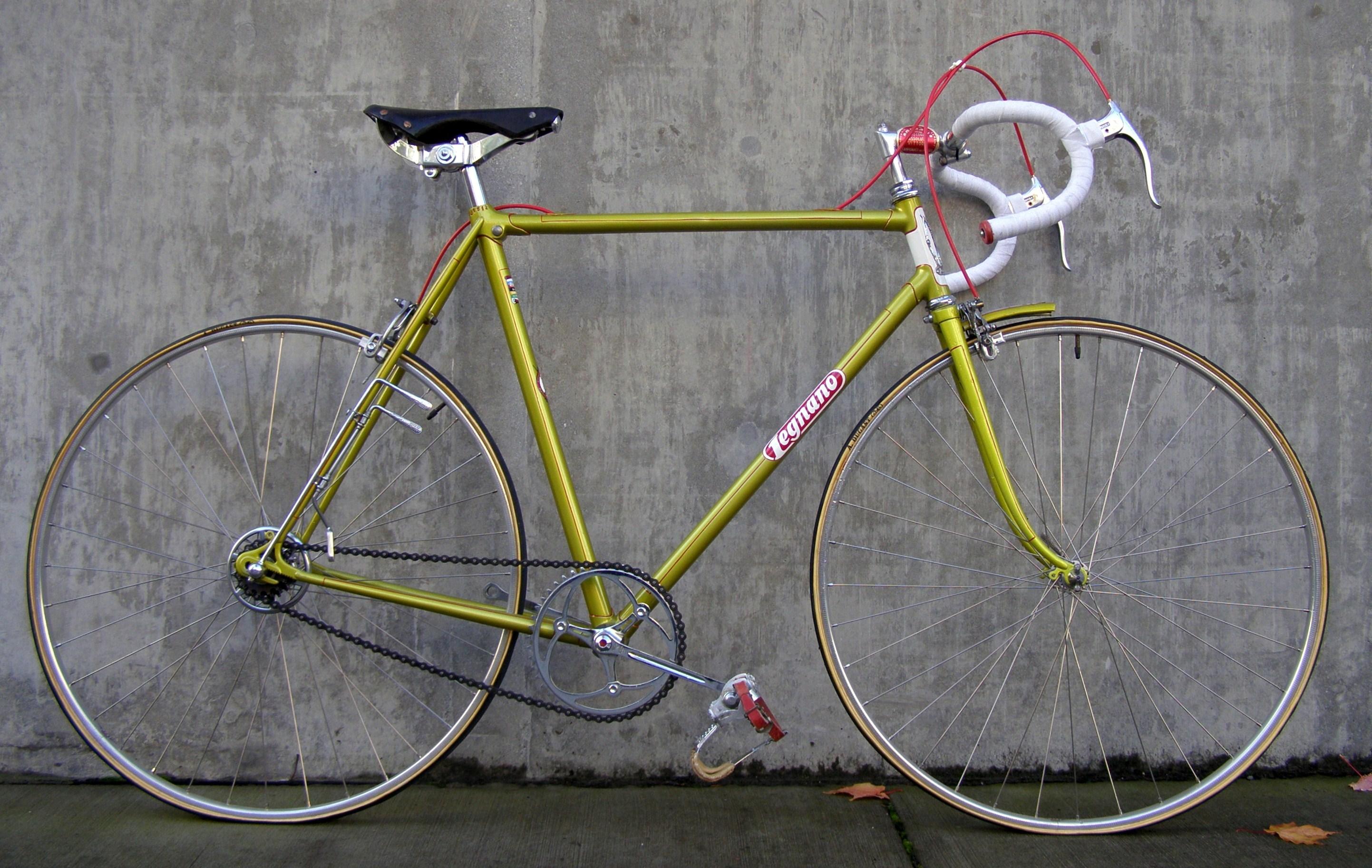 1947 Legnano Italian Racing Bike Classic Cycle