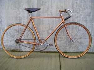 New Rapid bicycle from early 20th Century decal set