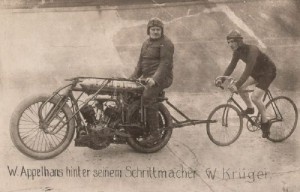 Motor-pacing