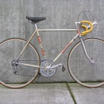 Late 1950's Frejus road bike