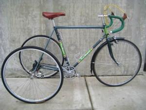 Ken Rogers Clubman Trike