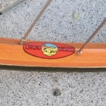 Ghisallo wood rims