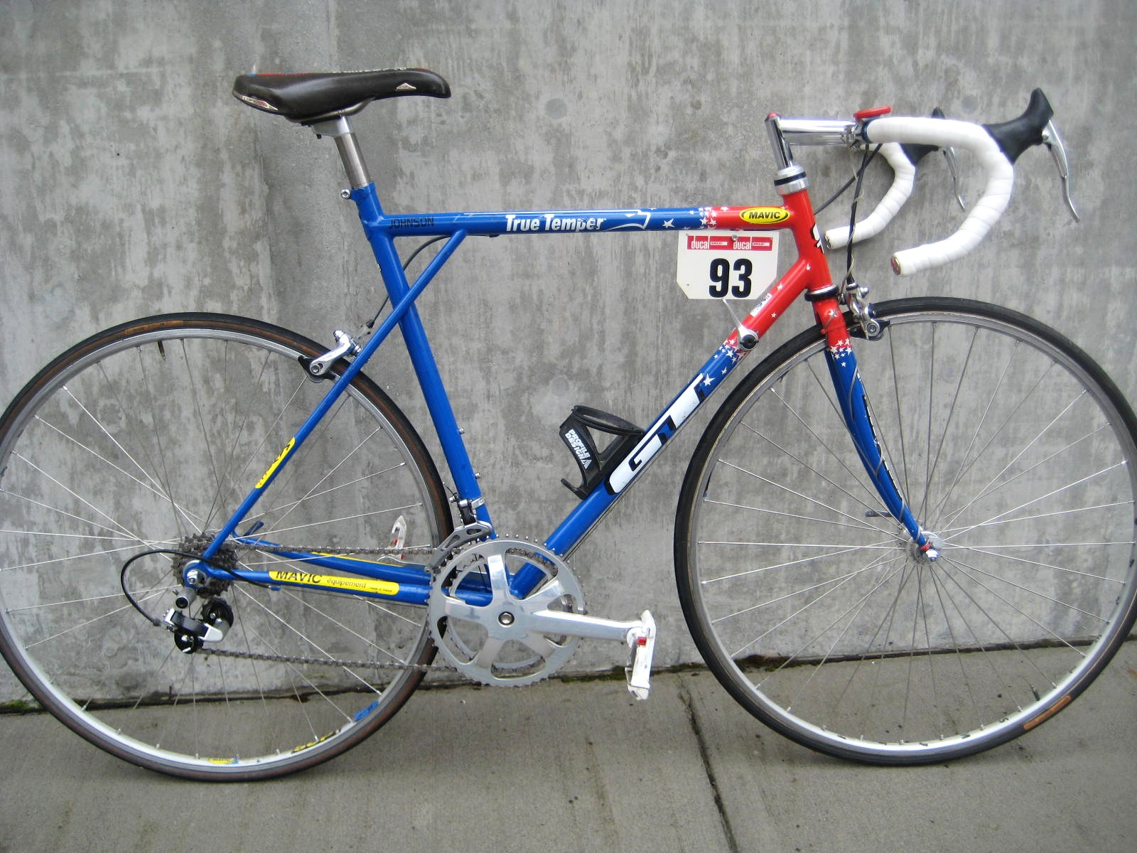 1994 GT national team racing bike | Classic Cycle Bainbridge Island ...