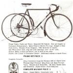 Clubman trike advertisement