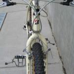Mountain bike cantilevers