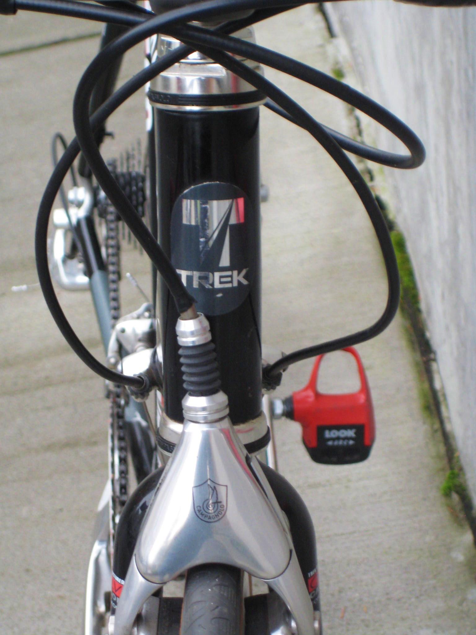 Carbon Fiber Bikes >> 1992 Trek 5500 OCLV Carbon fiber road bike | Classic Cycle Bainbridge Island Kitsap County