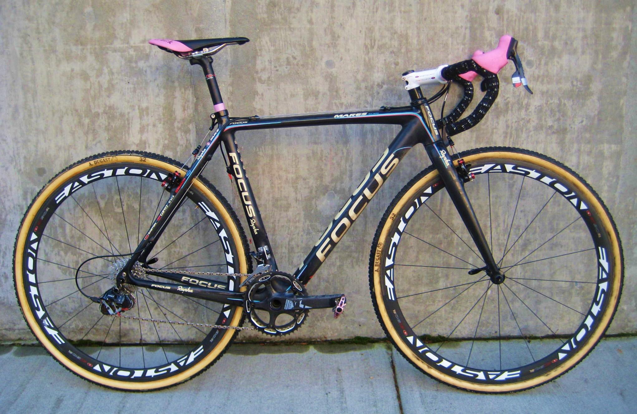 Zach McDonald s Rapha Focus team bike at Classic Cycle  66b714593