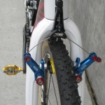 The last year with cantilever brakes?