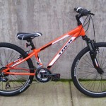 Trek Mt 220 in Orange