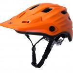 Enduro style helmets