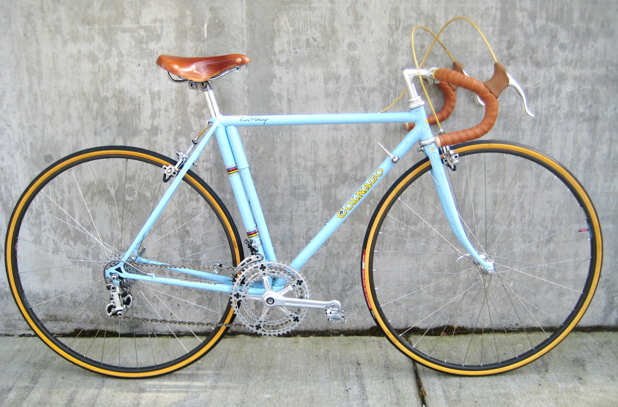 Jaime Amador S 1973 Colnago Super Road Bike Classic