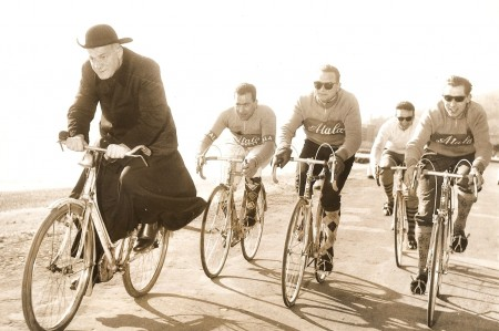 1959 Atala team with priest