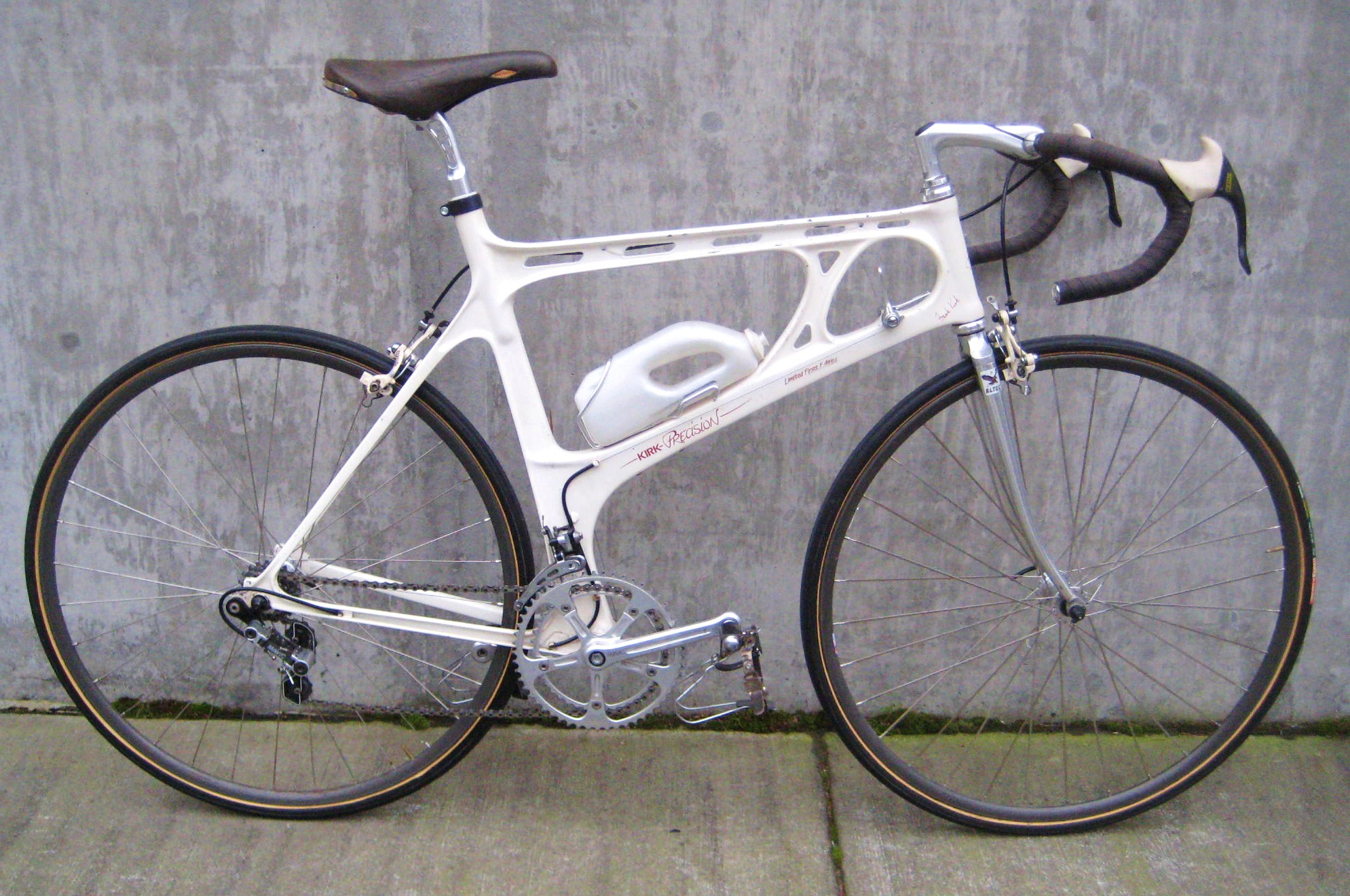1987 Kirk precision magnesium road bike | Classic Cycle Bainbridge ...