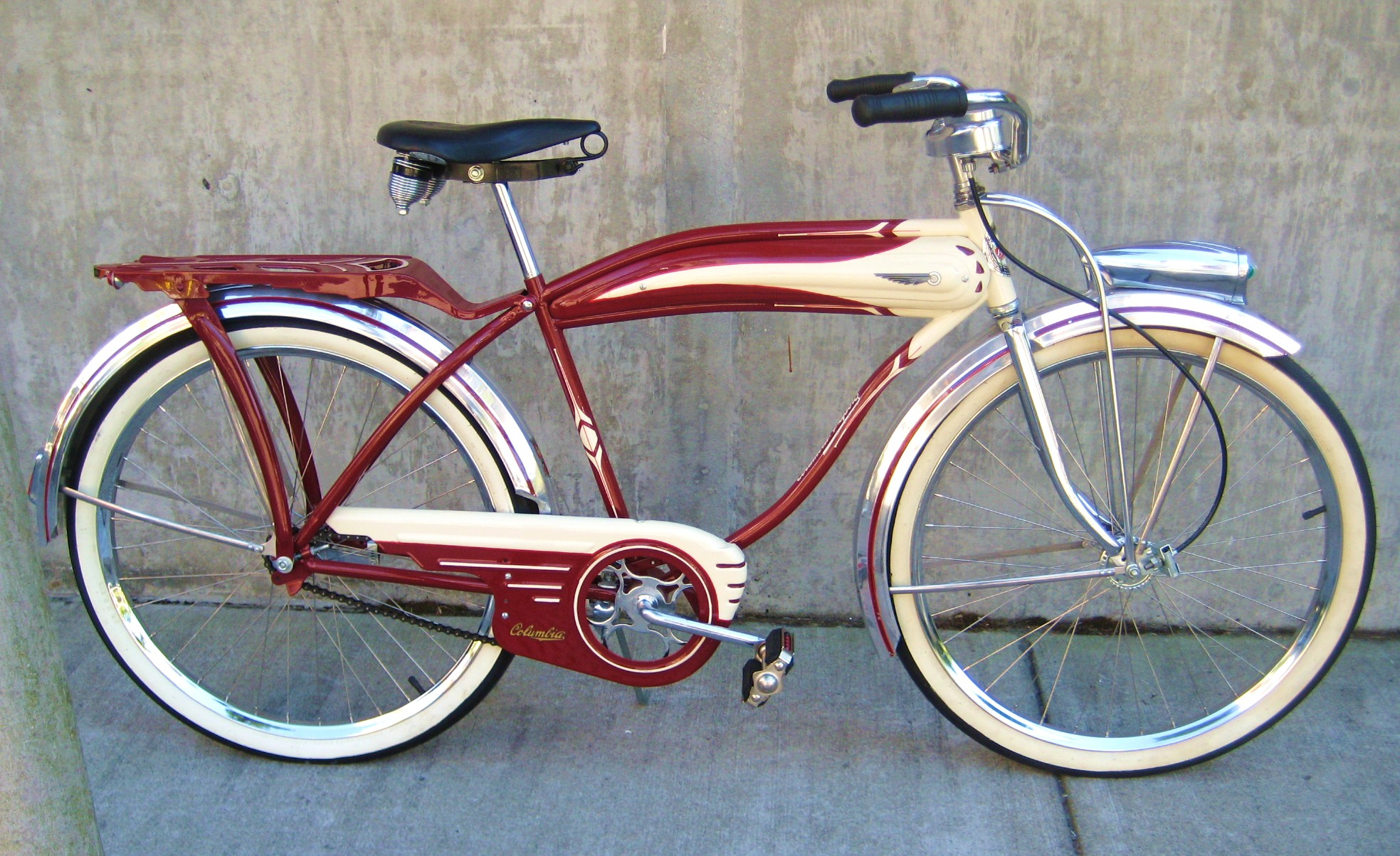 1941 Columbia Superb Bicycle Replica Classic Cycle Bainbridge