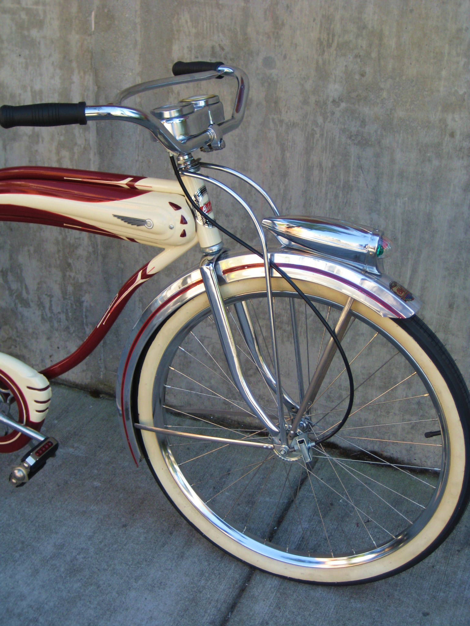 1941 Columbia Superb Bicycle Replica Classic Cycle