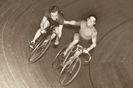 Alf LeTourneur and Gerard DeBaets 1934