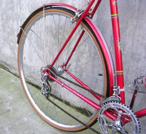 The right fenders for the right Pacific Northwest bike