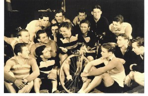 Gather 'round for some old time bike racing stories
