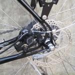 Sojourn brake and rack setup