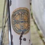 1960 Schwinn logo