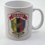 Colnago's 80th birthday coffee mug