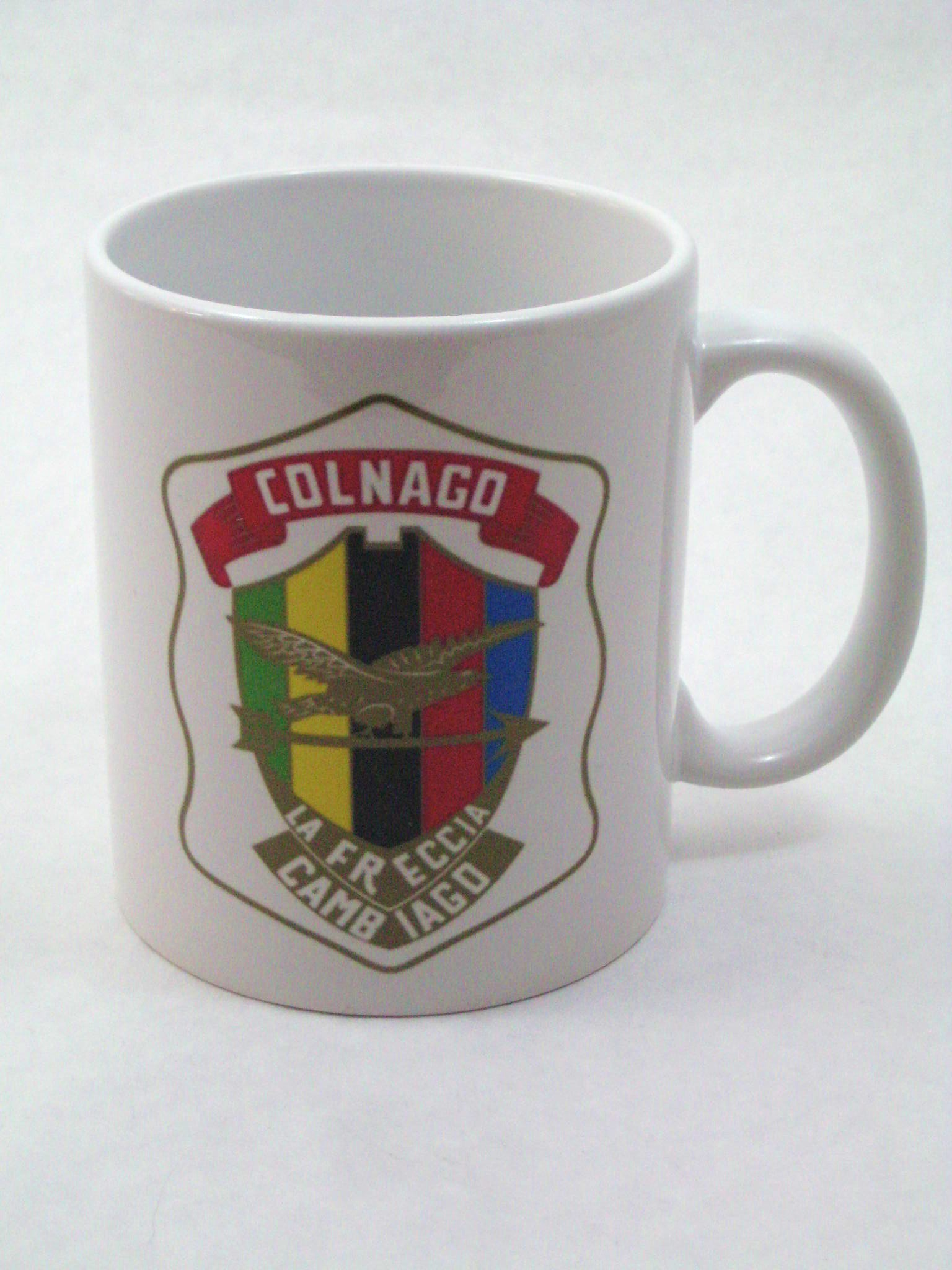 Colnago coffee mugs for sale at Classic Cycle