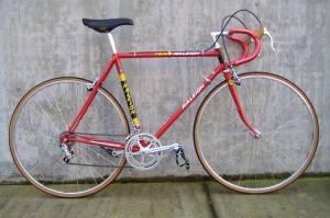 1979 T.I. Raleigh Team Bike