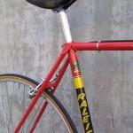 Concor saddle, Reynolds tubing