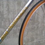 Sid Patterson downtube