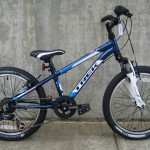 Used Trek Mt 60 in blue