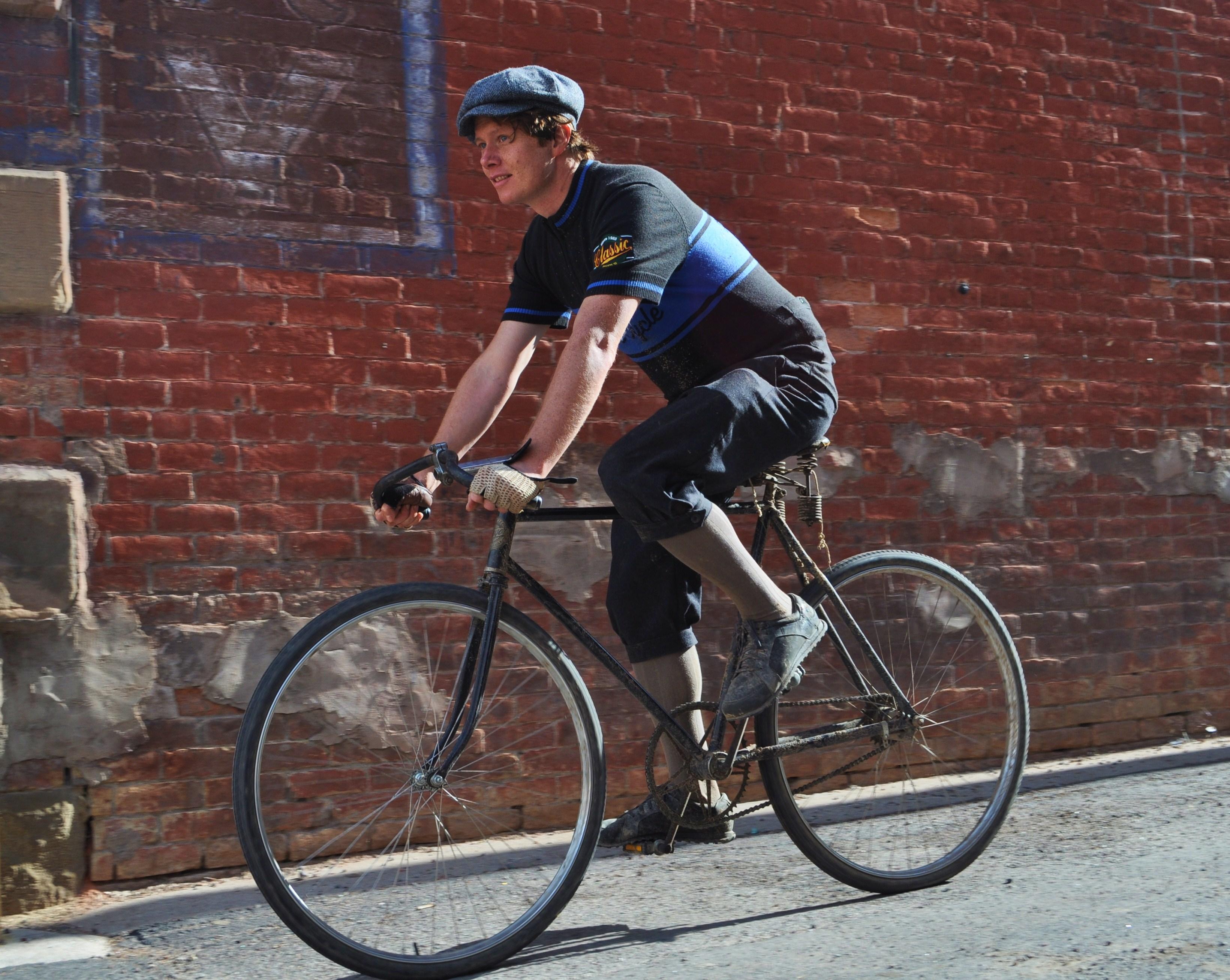 2013 Colorado L Eroica Historic Bike Race Classic Cycle