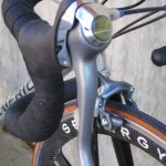 STI levers brought the shifting to your fingertips