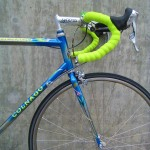 Colnago popularized straight-bladed forks