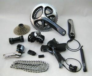 Shimano Dura-Ace 9070 Di2 components