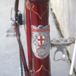 The head badge looks royal