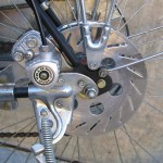 Mid-70s vintage Shimano hydraulic disc brakes