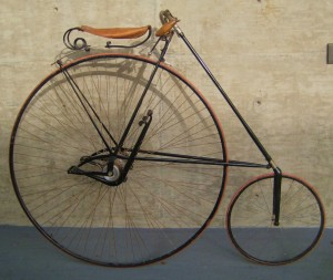 1886 American Star bicycle