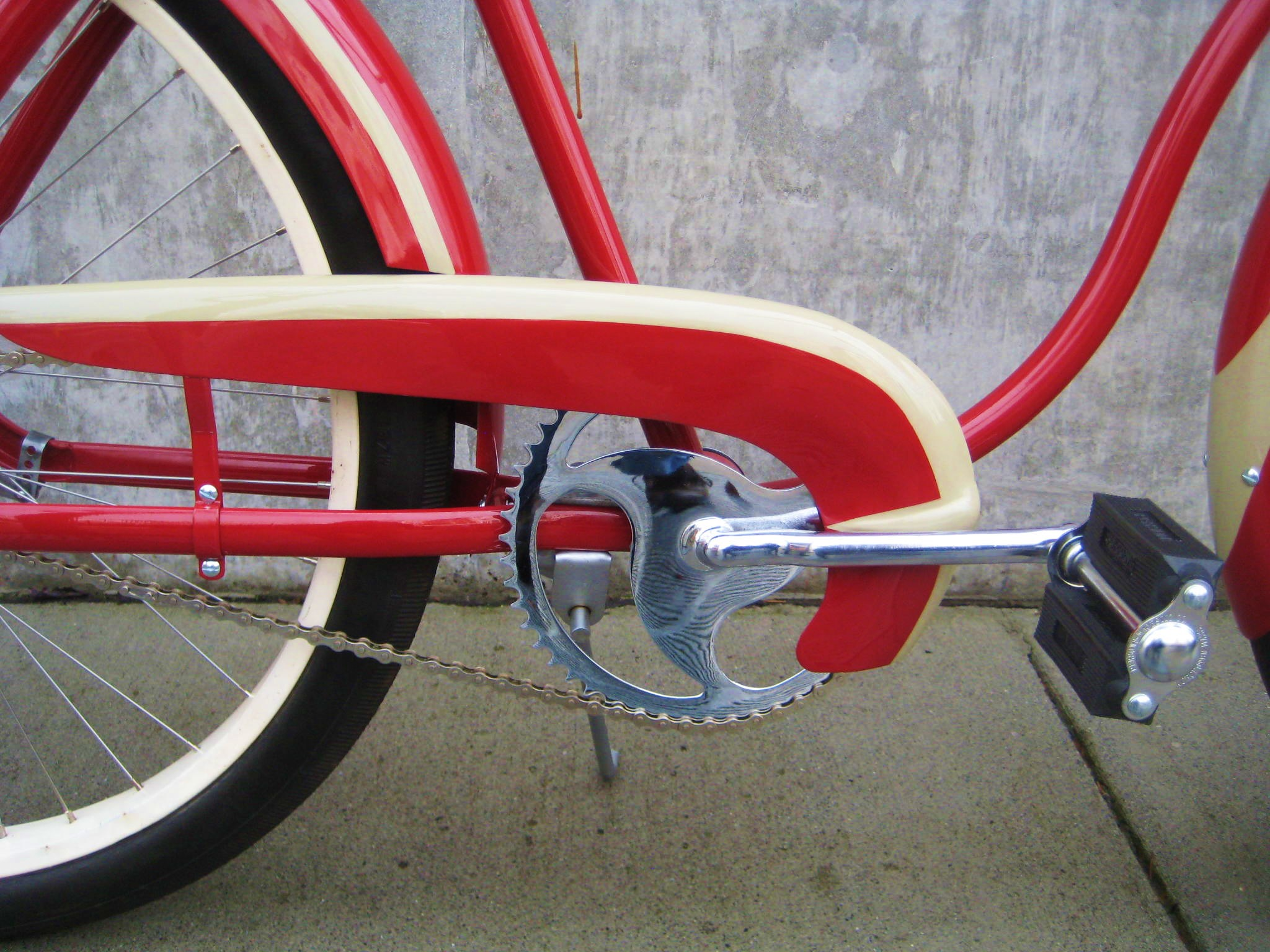 1940 S Colson Flyer Balloon Tire Bike At Classic Cycle Classic