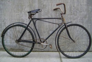 1915 Crown bicycle