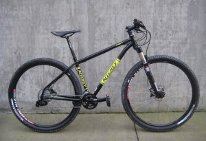 Ritchey P-29 in black