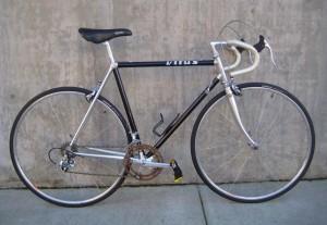 1986 Vitus 979 Durlinox