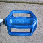The original and much copied Shimano DX pedal