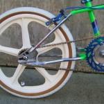 Tuff II mag wheels