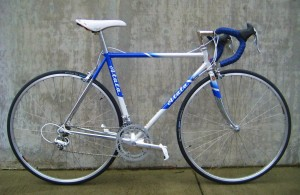 1992 Atala road bike