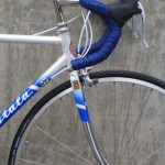 Columbus frame and fork tubing